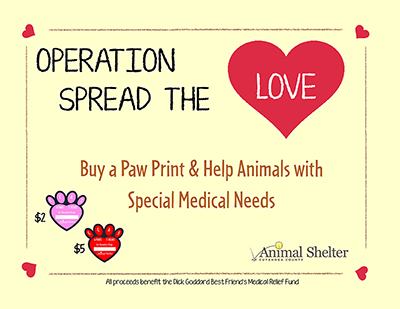 Operation Spread the Love